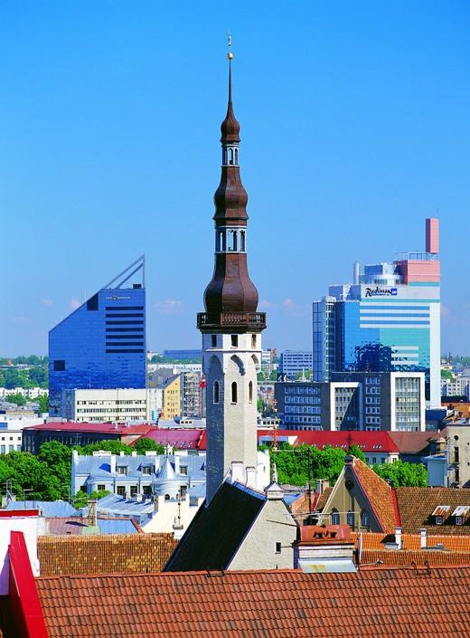 Estonia's cities are surprisingly modern, with the latest high-tech conveniences always at hand. It's this combination of old and new, Medieval and modern, that gives Estonia its unique flavour.
